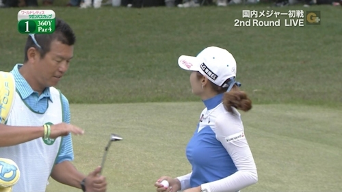 日本で女子プロゴルフの人気が沸騰中 7