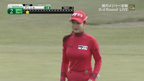 日本で女子プロゴルフの人気が沸騰中 9