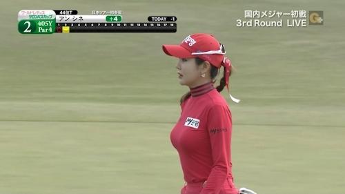 日本で女子プロゴルフの人気が沸騰中 10