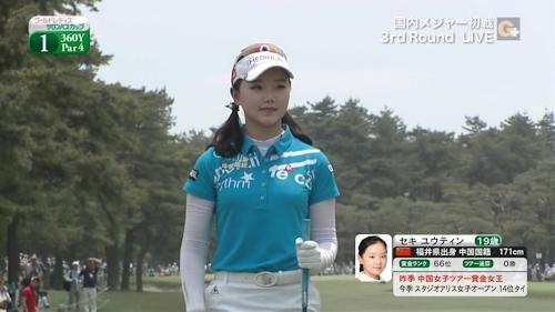 日本で女子プロゴルフの人気が沸騰中 13