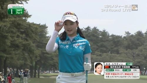 日本で女子プロゴルフの人気が沸騰中 14