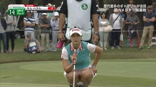 日本で女子プロゴルフの人気が沸騰中 17