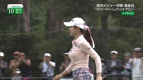 日本で女子プロゴルフの人気が沸騰中 20