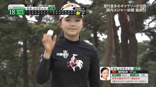 日本で女子プロゴルフの人気が沸騰中 22