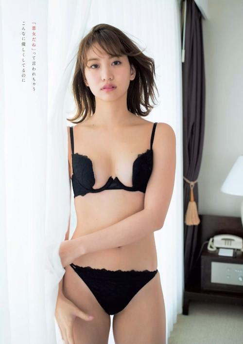 永尾まりや セクシーグラビア画像 2