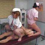 看護師役の女性が性的サービスを行っていた新宿の医療プレイ専門店「メディカルクリニク」摘発