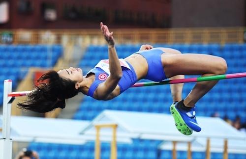 香港の美人走り高跳び選手 楊文蔚(Cecilia Yeung) 3