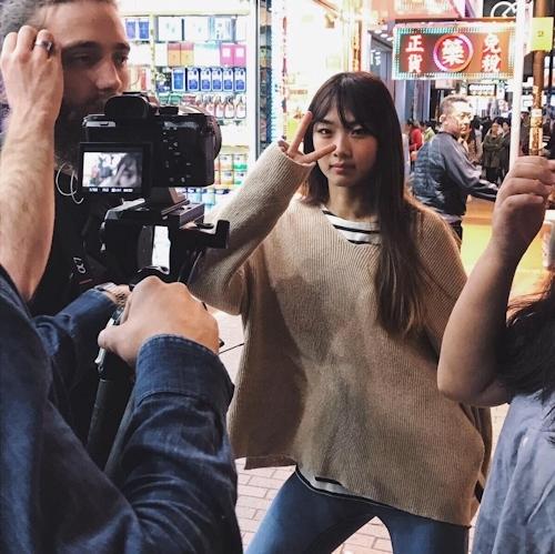 香港の美人走り高跳び選手 楊文蔚(Cecilia Yeung) 11
