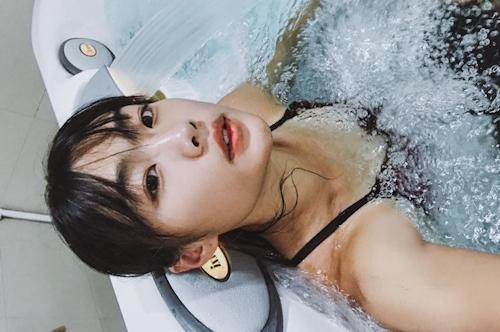 香港の美人走り高跳び選手 楊文蔚(Cecilia Yeung) 14