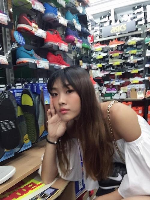 香港の美人走り高跳び選手 楊文蔚(Cecilia Yeung) 21