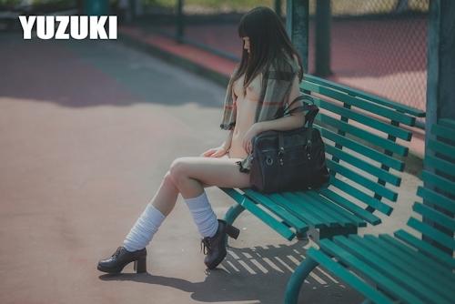 アジアン美乳美少女 YUZUKI セクシーヌード画像 3