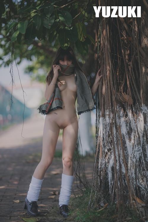 アジアン美乳美少女 YUZUKI セクシーヌード画像 7