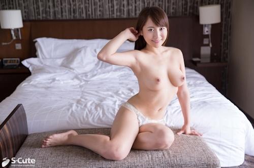 Hカップ巨乳美女 まお セックス画像 5