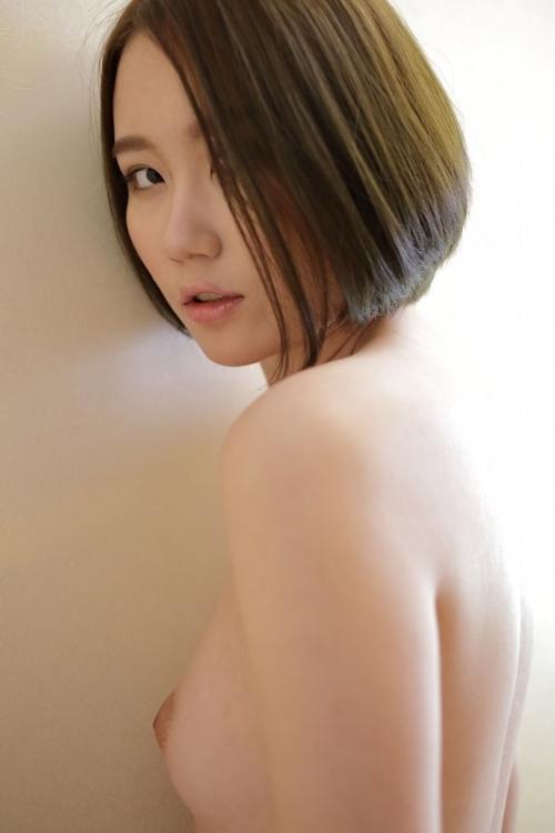 中国のスレンダー微乳な極上美女モデル 伊丽莎白(エリザベス) セクシーヌード画像 8