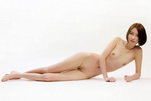 中国のスレンダー微乳な極上美女モデル 伊丽莎白(エリザベス) セクシーヌード画像 13