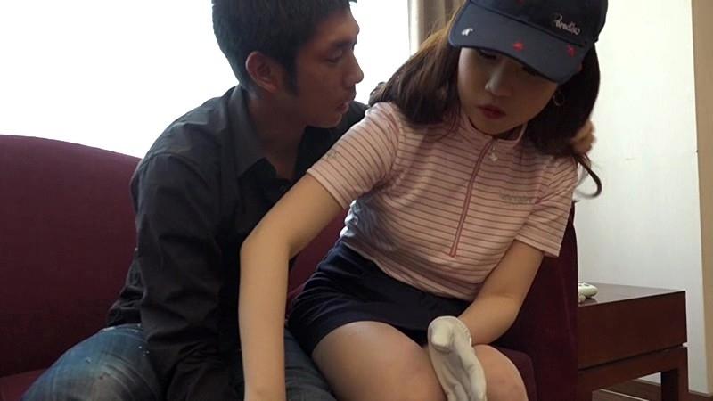衝撃! あの韓流プロゴルファーAV出演。韓国史上最強のスキモノ美女ゴルファーとまさかの19番ホールinワン! チヨン、ミナ、ユリ 8