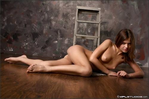 ロシア美少女 Lara セクシーヌード画像 7