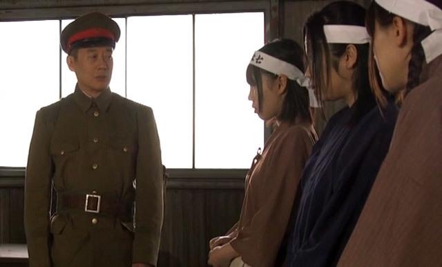 昭和女のエレジー 全裸羞恥!悶え泣く女子挺身隊、官能の極みに落ちる 1945 2