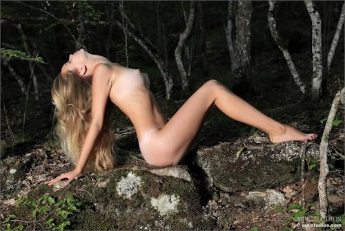 ロシア美女 Sienna セクシーヌード画像 7
