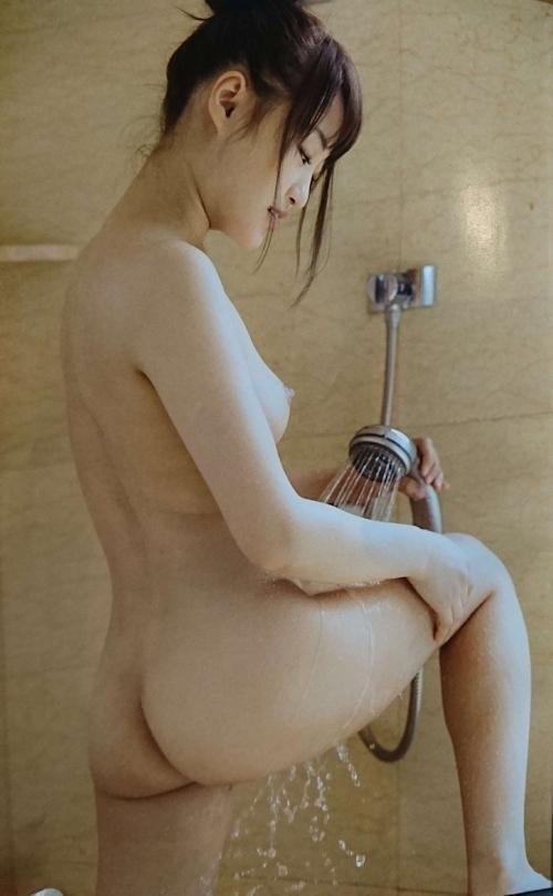 松田美子(元NMB48 岡田梨沙子) ヘアヌードグラビア画像 5