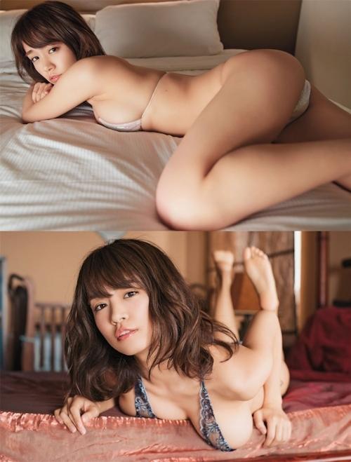 菜乃花 セクシーグラビア画像 3