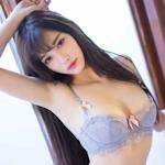 中国美女モデル 杨晨晨(Yang Chenchen) セクシーランジェリー画像