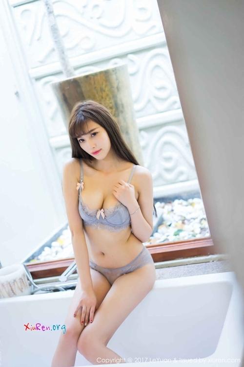 中国美女モデル 杨晨晨(Yang Chenchen) セクシーランジェリー画像  4