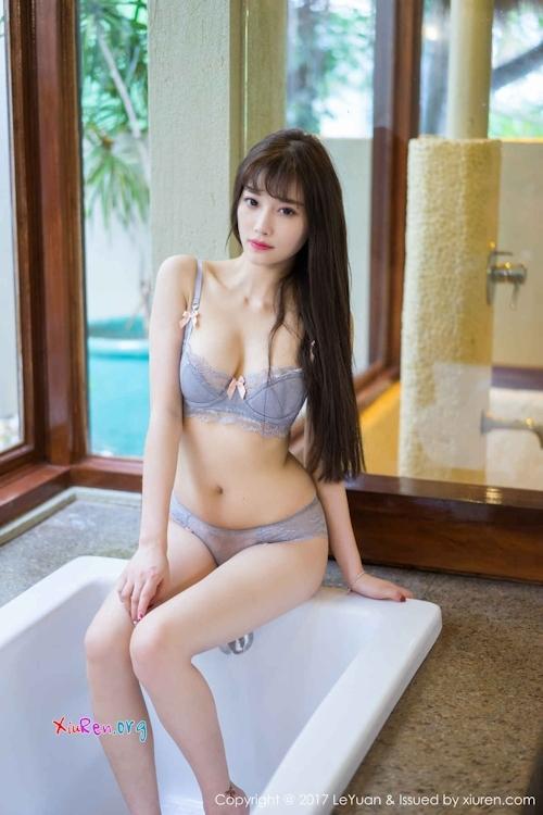 中国美女モデル 杨晨晨(Yang Chenchen) セクシーランジェリー画像  7