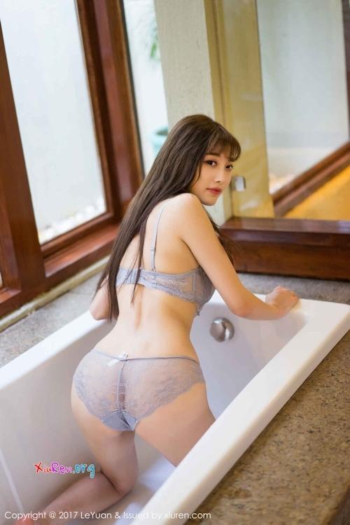 中国美女モデル 杨晨晨(Yang Chenchen) セクシーランジェリー画像  11