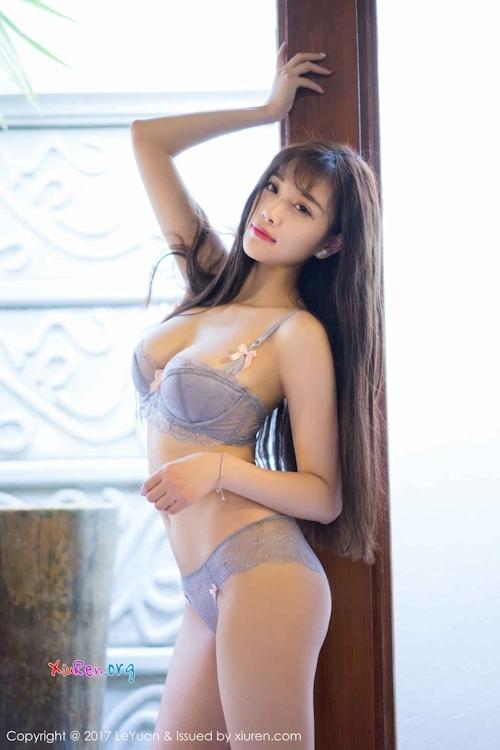 中国美女モデル 杨晨晨(Yang Chenchen) セクシーランジェリー画像  13