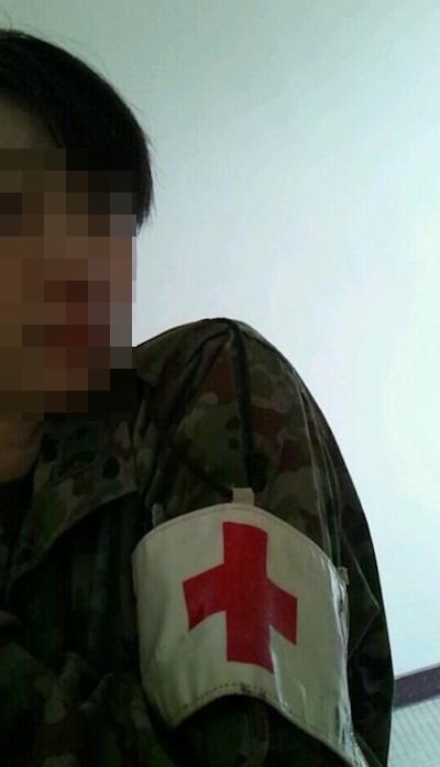 陸上自衛隊員の女性と米軍兵士とのセックス無修正動画&画像が大量流出
