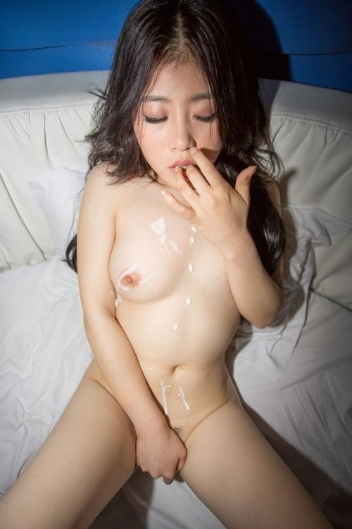 中国美女モデル 伊甸园(Yidianyuan/エデン)のセクシーヌード画像 5