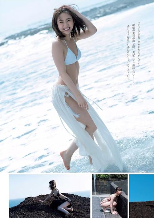 山谷花純 セクシーグラビア画像 2