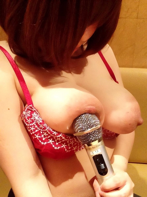 日本の爆乳美女の自分撮りヌード画像 3