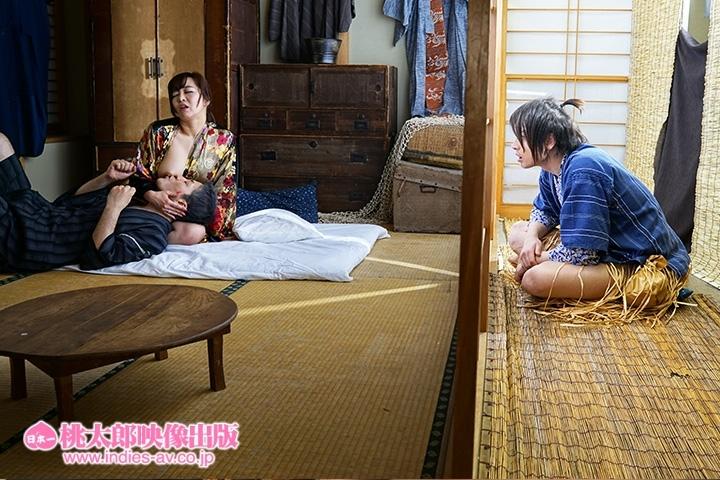 エロすぎる日本昔ばなし5 第十一話 絶倫浦島太郎と豊満すぎる乙姫 KAORI 3