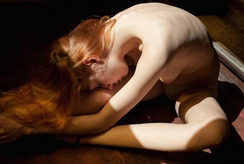 ドイツの写真家 Hannes Casparが撮影したアートなヌード画像 2