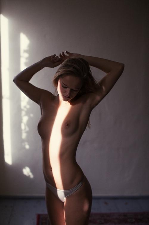 ドイツの写真家 Hannes Casparが撮影したアートなヌード画像 13