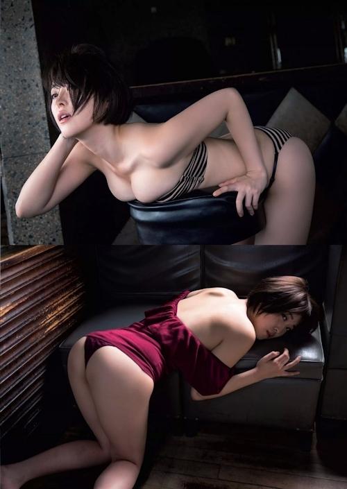 忍野さら セクシーグラビア画像 2
