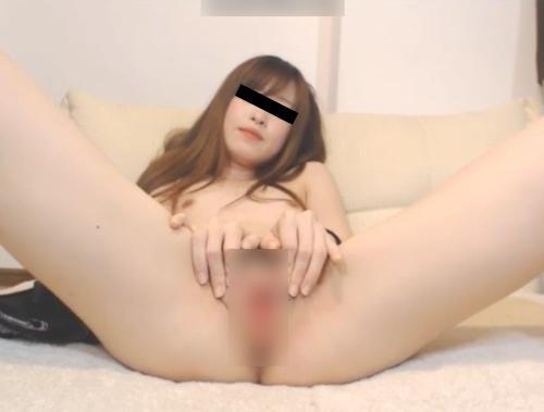 ライブチャットでおマンコくぱぁしてる日本の素人美女のヌード画像 3