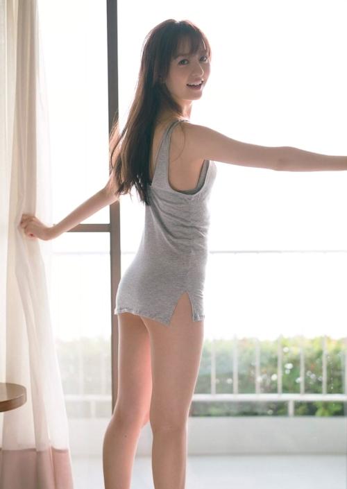 HKT48 森保まどか セクシーグラビア画像 7