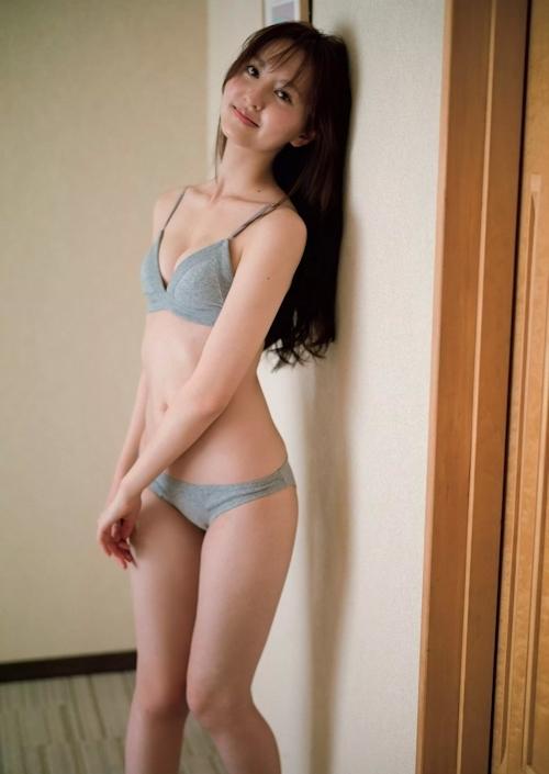 HKT48 森保まどか セクシーグラビア画像 12