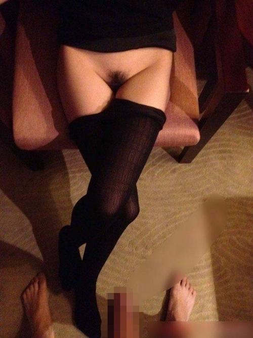 極上美女のコールガールとホテルでセックスした画像 3