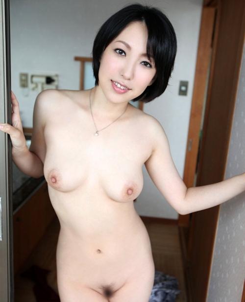 Eカップ美人妻 平野小百合 温泉ヌード&セックス画像 3