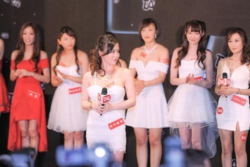 台湾アダルトエキスポに日本の人気AV女優が多数参加で台湾男性が大興奮 4
