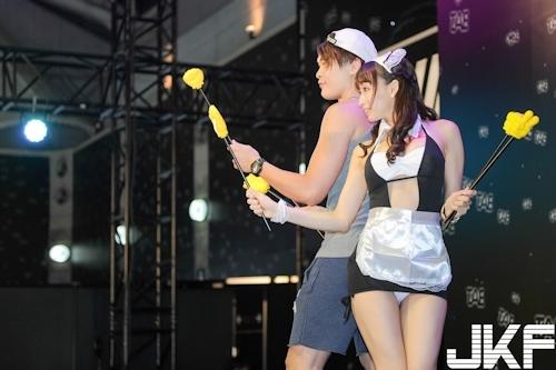 台湾アダルトエキスポに日本の人気AV女優が多数参加で台湾男性が大興奮 15