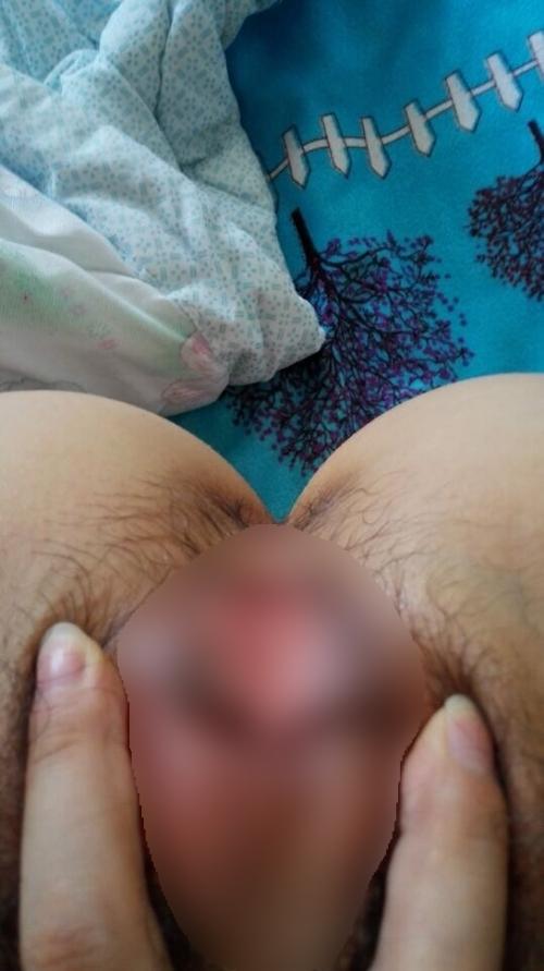 巨乳素人女性の自分撮りヌード&オナニー画像 11