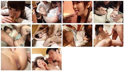 春から女子大生になった僕の彼女の寝取られ映像 東京の大学に行くために上京した彼女がサークルの飲み会でお酒を飲まされ泥酔状態のまま先輩たちに中出しされていた…in某大学公認サークル「○○○研究会」