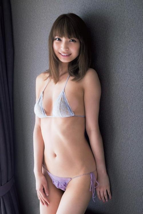 現役美人女子プロボウラー 本間成美 セクシーグラビア画像 5