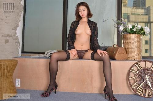 韓国美女モデル セクシーヌード画像 1