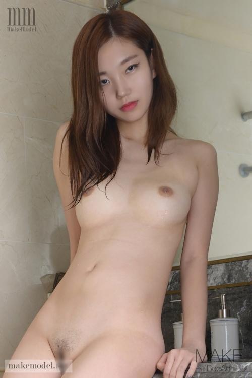 韓国美女モデル ダヨン(Dayoung) セクシーヌード画像 1